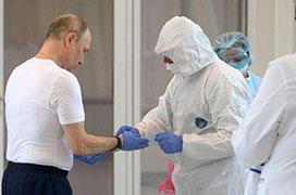 普京要求下周大规模新冠疫苗接种:不用汇报,直接做