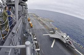 美又搞小动作!攻击舰前往菲律宾意欲何为?