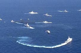 """美同意日本""""协防钓鱼岛""""请求,中国海警:我就够你们喝一壶"""