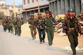 局势升级!缅甸军方使用致命武力,已造成18人死亡,联合国回应