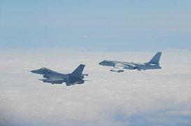 解放军战机多次大规模巡台,台岛防务部门成惊弓之鸟!