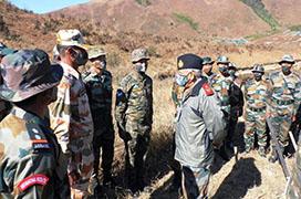 中印两军爆发新冲突?印军开口