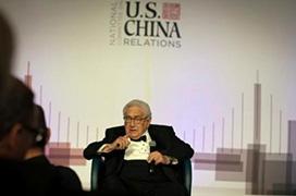 """基辛格:中国的复苏不令人惊讶,美国应对""""与中国共存""""持开放态"""