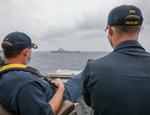 中国航母与美舰碰面,菲律宾越南也躁动了!
